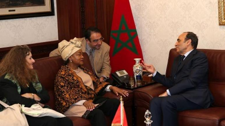 دور الدبلوماسية البرلمانية في توطيد العلاقات بين المغرب وجنوب إفريقيا محور مباحثات بمجلس المستشارين