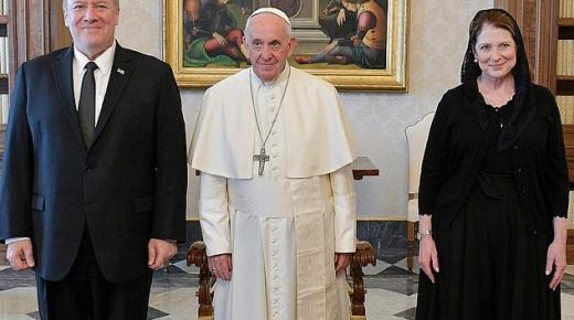 إعلان بومبيو عن التحالف الدولي للحرية الدينية..هل هي بداية بزوغ الدبلوماسية الدينية الناعمة