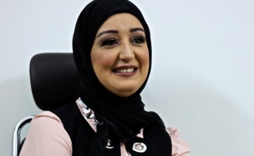لمياء حماني.. مغربية مقيمة بالبحرين تحمل في قلبها هوية وطن