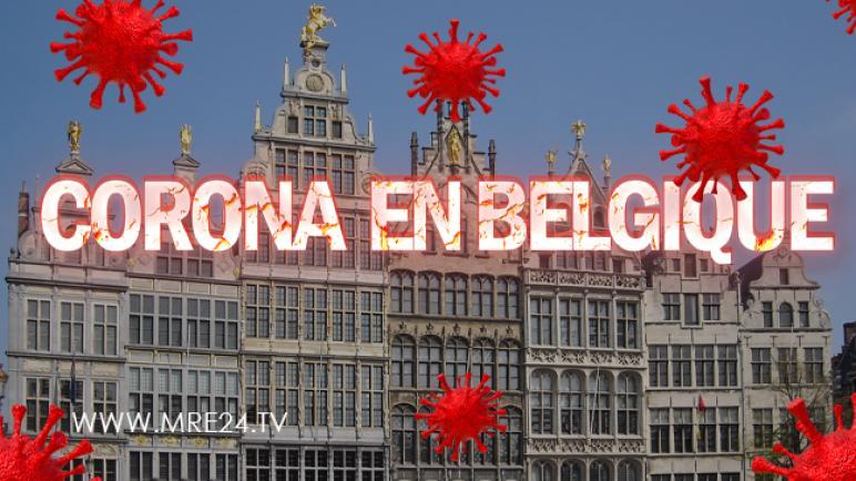 فيروس كورونا في بلجيكا: تسجيل 1850 حالة إصابة جديدة