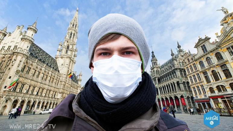 فيروس كورونا ببلجيكا.. تسجيل 30 حالة وفاة جديدة في ظرف 24 ساعة