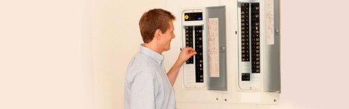 small resolution of electrical panel breaker replacement
