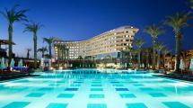 Concorde Hotel Lara Beach Turkey
