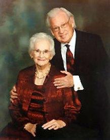 Hermano Pablo con su esposa Linda