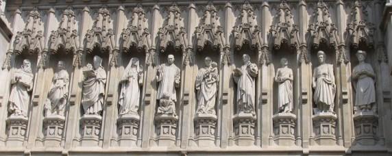 Mártires del Siglo XX - Abadía de Westminster