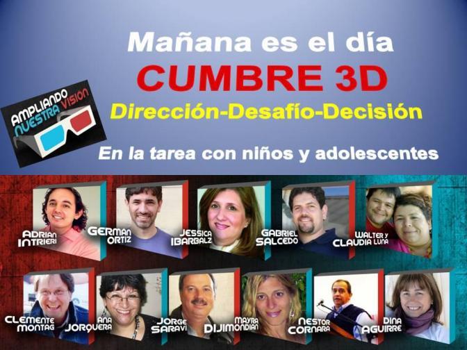 Cumbre 3D