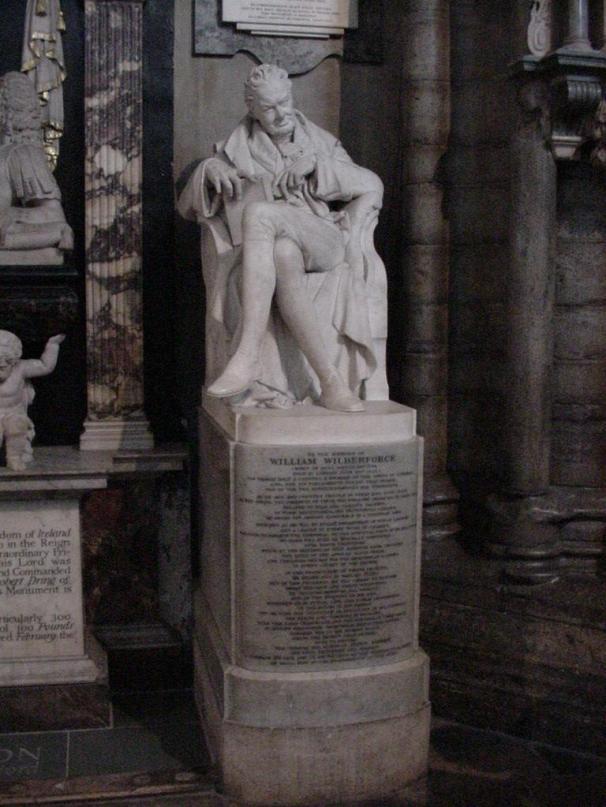 Wilberforce Westminster Memorial