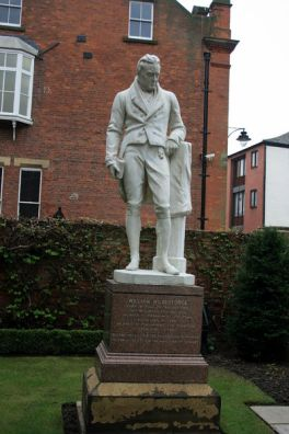 Wilberforce Hull Memorial