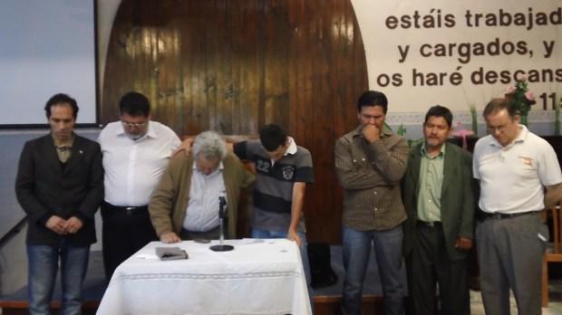Comisión Electa Consejo Pastoral