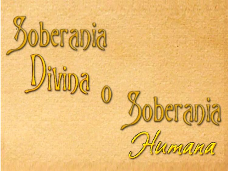 Soberania-Divina