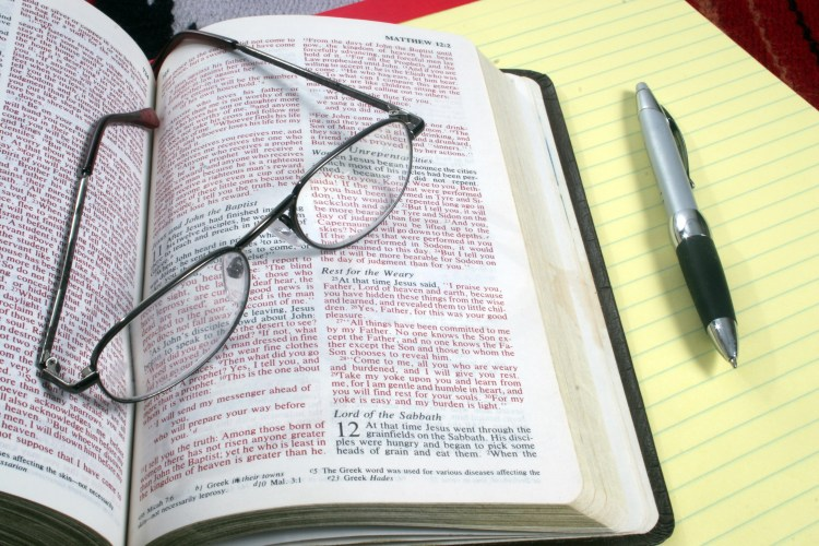 bible study and notes