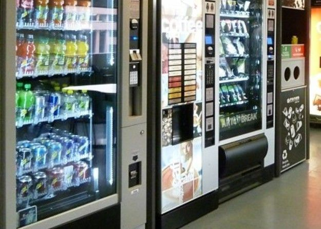 Vending machine - Le 10 morti più bizzarre