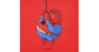 1239445 607230159322003 1053122400 n19 - E se i personaggi dei fumetti fossero in sovrappeso?