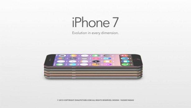 41 614101 - Ecco come potrebbe essere il nuovo Iphone 7