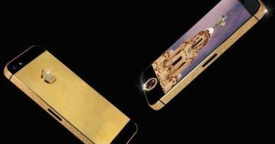iphone stuart hughes 586x390 - Iphone dal valore di 11,5 milioni di euro