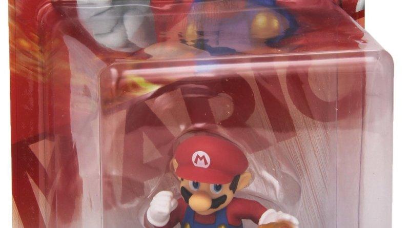 mara70 - Statuetta di Super Mario