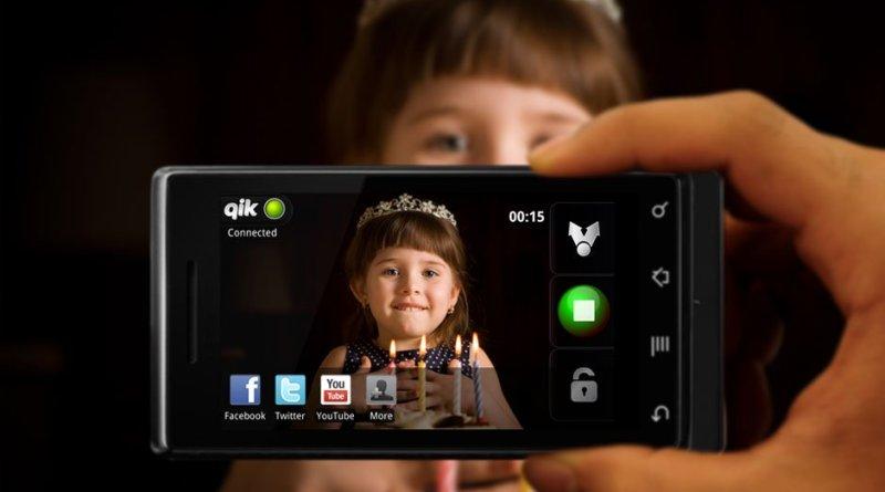 superthumb5 - Skype aggiorna Qik alla versione 1.4