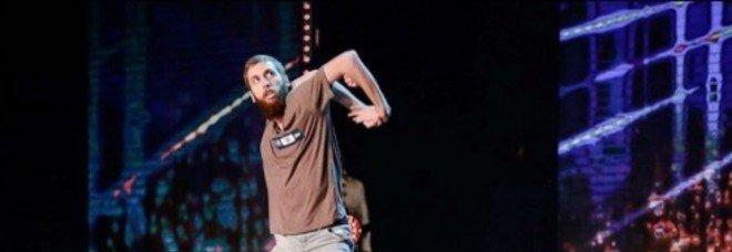 esame università1 - Cisky, il ballerino snodabile