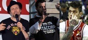 """image - Salvini fa """"litigare"""" Jovanotti e Fedez su Twitter"""