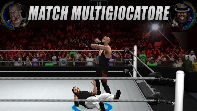 image new - WWE-2K, il wrestling per Android e iOS