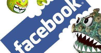 uno dei personaggi della saga1 - Nuovo virus su Facebook