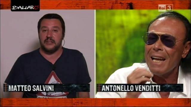 simpson telespalla bob uccide bart1 - Litigio tra Salvini e Antonello Venditti