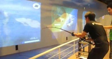Screenshot 4 - Pesca virtuale: la tecnologia realistica di pesca