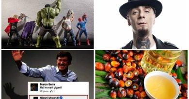 FotorCreated - Super eroi, scherzi, J Ax, cibo.... i 10 articoli più letti del 2015