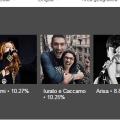 Screenshot 1 - Bugo e Morgan: la lite Sanremo 70