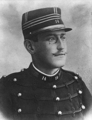 Alfred Dreyfus 320x420 - L' Affaire Dreyfus