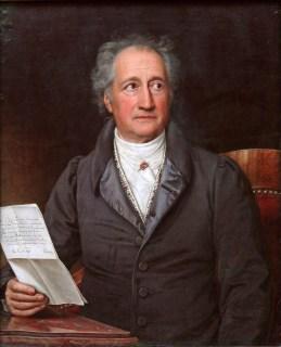 Goethe Stieler 1828 320x395 - L'apprendista stregonedi Goethe