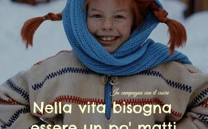 """PIPPI 1 - Pippi Calzelunghe: """"Pippi pippi il nome fa un po' ridere"""""""