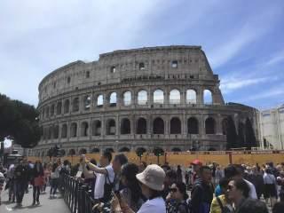 colosseo 320x240 - Tecniche di Parcheggio a Roma