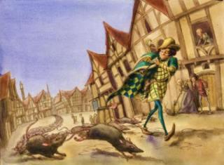 pifferaio magicoTopi 320x235 - Il pifferaio magico e Goethe