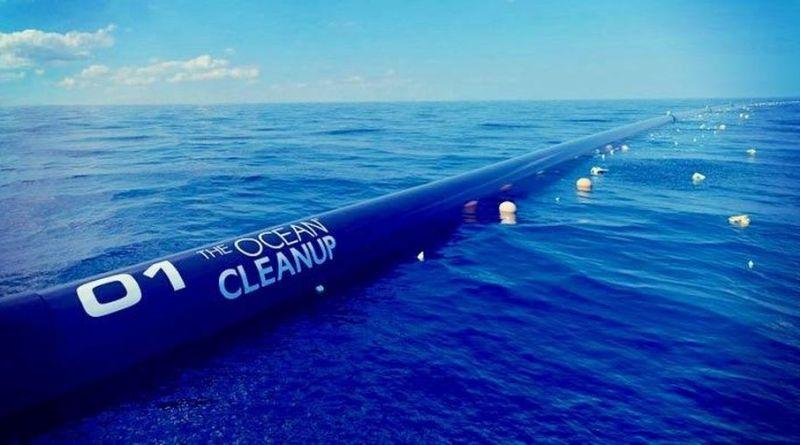 OceanCleanup01 - Ocean Cleanup