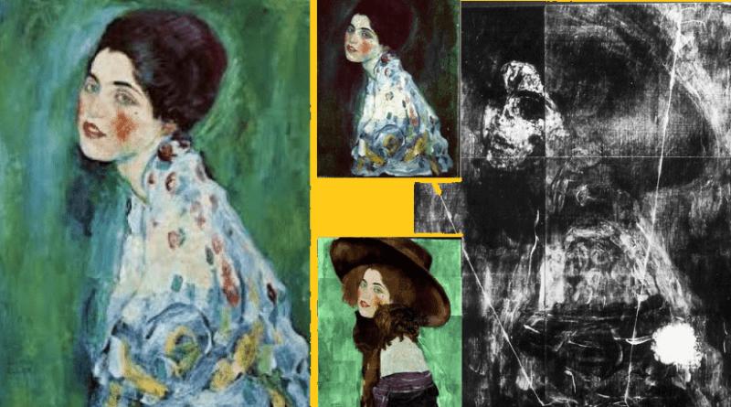 Klimt: Ritratto di signora