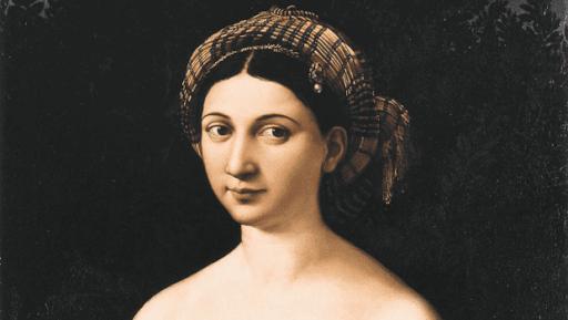 Fornarina - La bella Fornarina