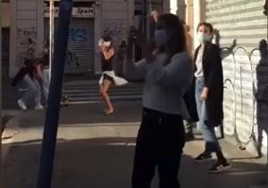 Fase 2: Festa in strada a Milano