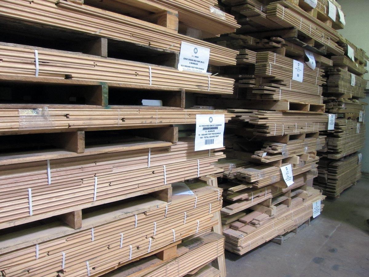 Hardwood Floor Seasoning Prior to Installation  Mr Floor