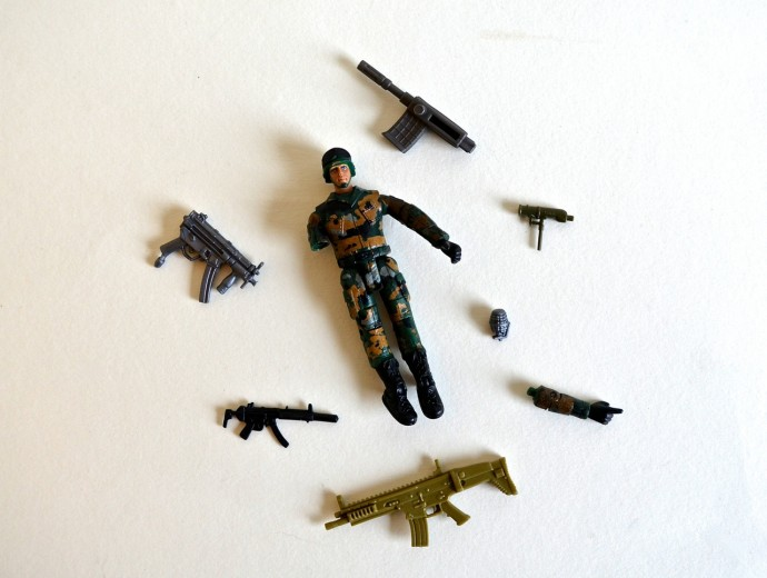 Should Boys Play with Guns?