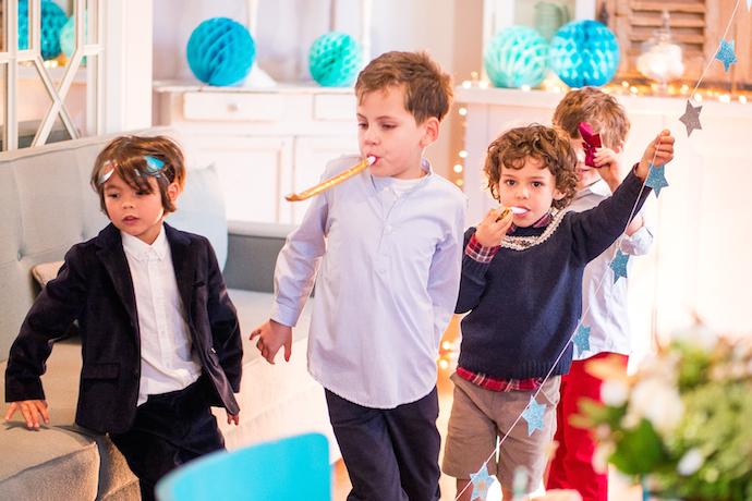 Kids Party Etiquette