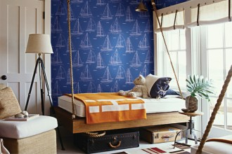Nautical Themed Boys Rooms
