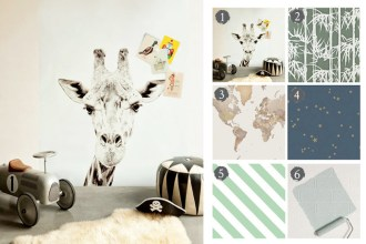 Room to Bloom: best wallpapers for boys bedrooms