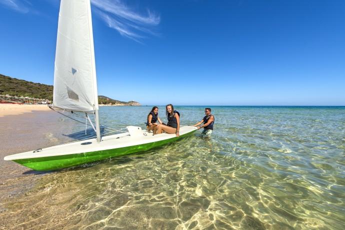 Chia Laguna Watersports