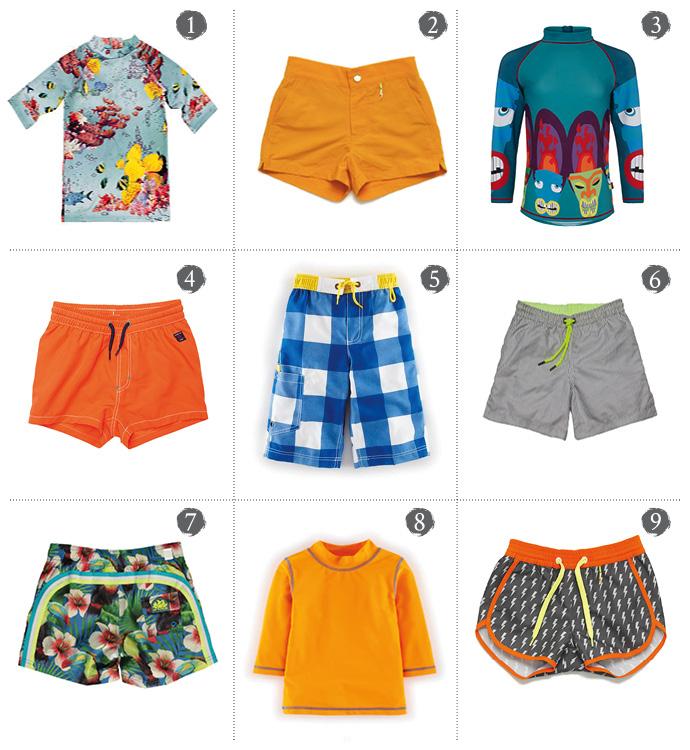 Best Boys Beachwear