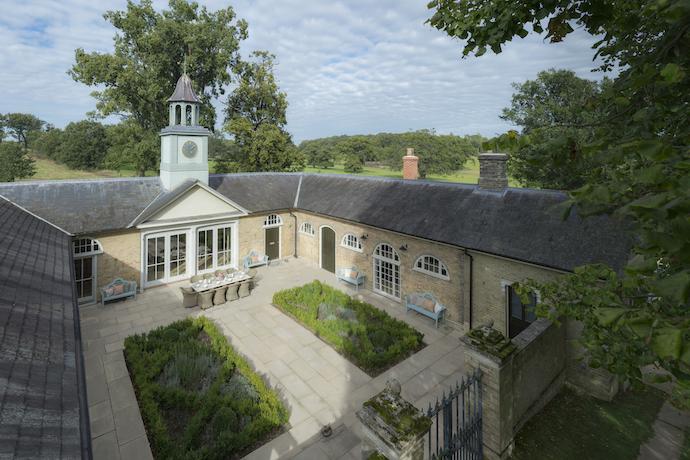 Wilderness Reserve Clock House Suffolk