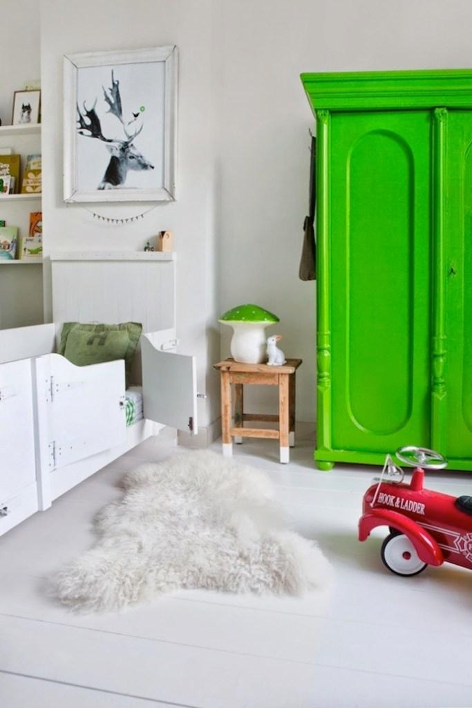 Scandi Kids Rooms