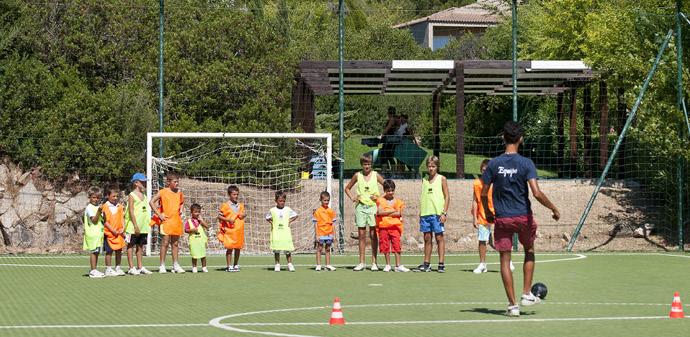 Chia Laguna Soccer Sardinia