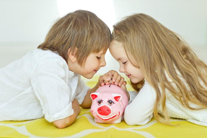 Pocket money for children