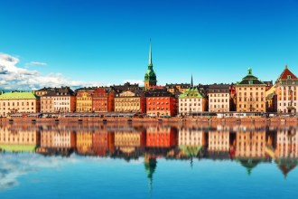 What To Do in Stockholm with Kids